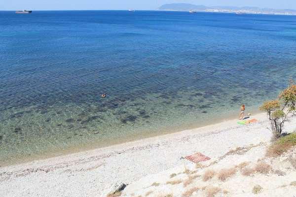 До каких диких пляжей Геленджика можно добраться на авто?