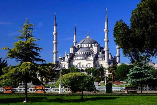 Какие места посетить на отдыхе в Стамбуле