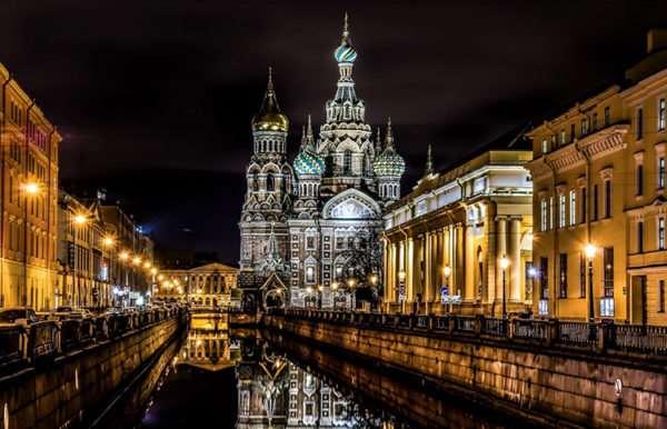 Интереснейшие экскурсии по Санкт-Петербургу