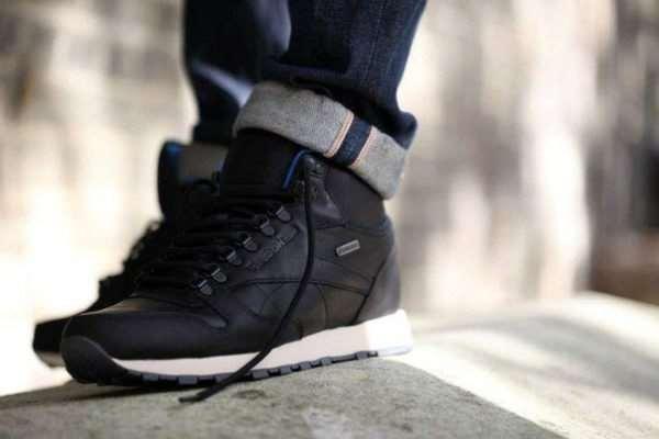 Большой выбор зимних кроссовок с мехом