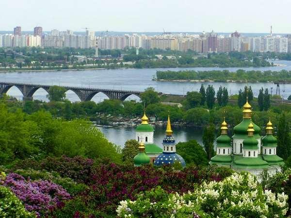 Удивительные места и достопримечательности Украины