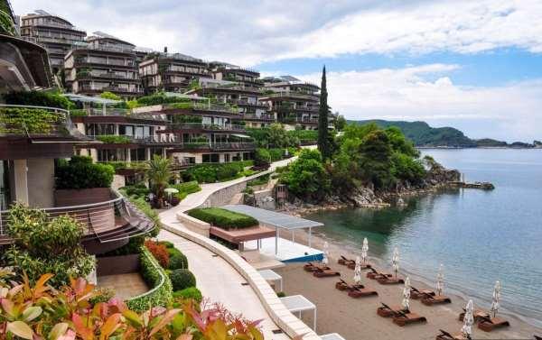 Правила аренды жилья и бронирования отелей в Черногории