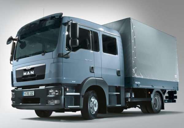 «Лидер авто» - поддержанные детали для грузовиков MAN в хорошем состоянии