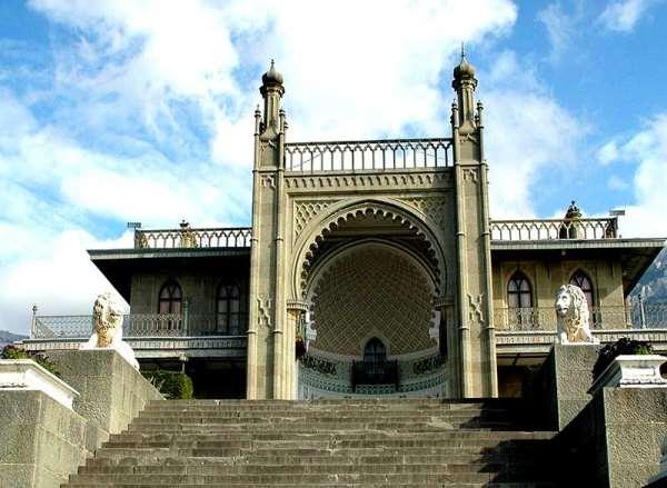 Места, которые стоит посетить в Ялте