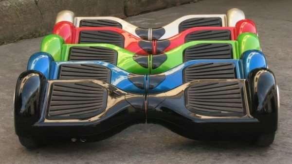 Как выбрать качественный гироскутер и не пожалеть?