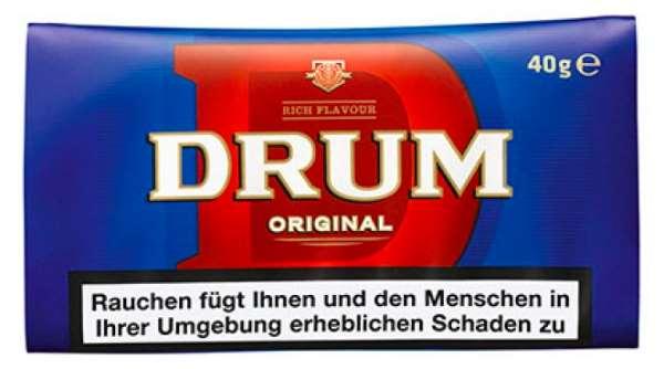 Drum Original – табак для настоящих ценителей