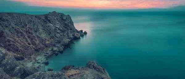 Мыс Меганом – одно из самых таинственных мест Крыма