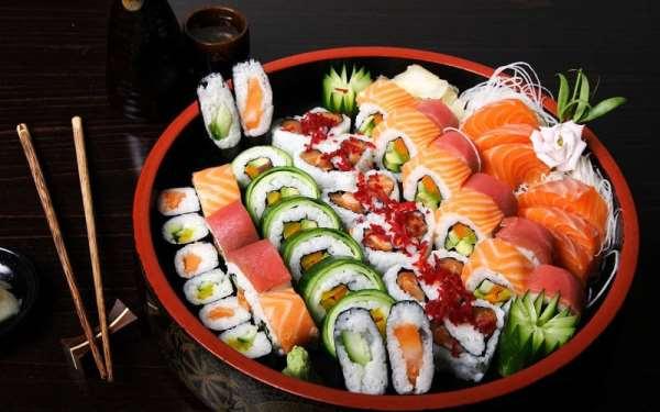 Несколько фактов, подтверждающих полезность суши