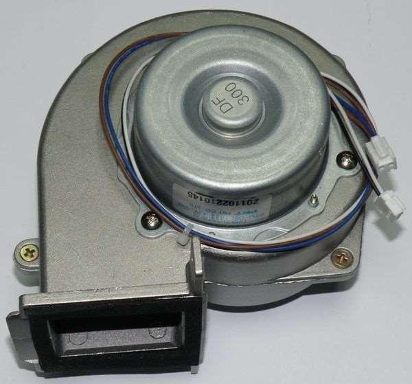 Устройство и принцип работы вентилятора газового котла
