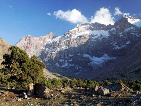 Пеший поход в Фанские горы – что смогут увидеть туристы