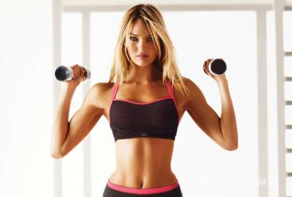 Занятия фитнесом – сплошная польза для здоровья