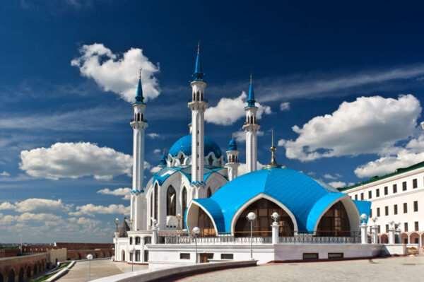 Туристическое паломничество в гостеприимную Казань