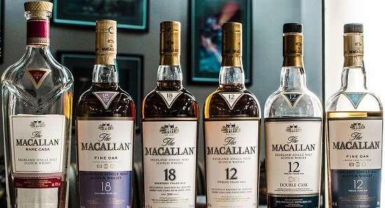 Макаллан – элитный виски для ценителей вкуса