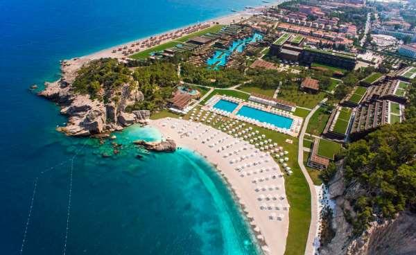 Турция – лучшее место для отдыха всей семьей