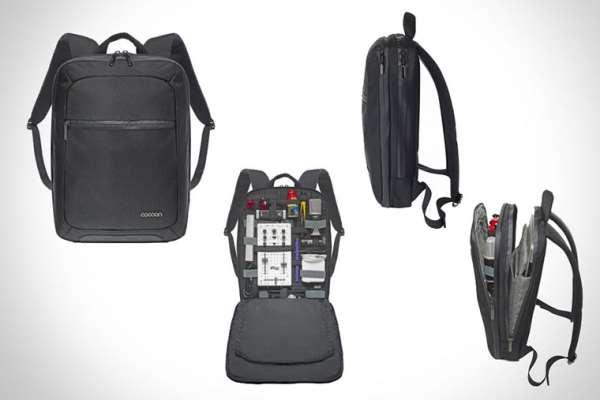 Каким должен быть хороший городской рюкзак