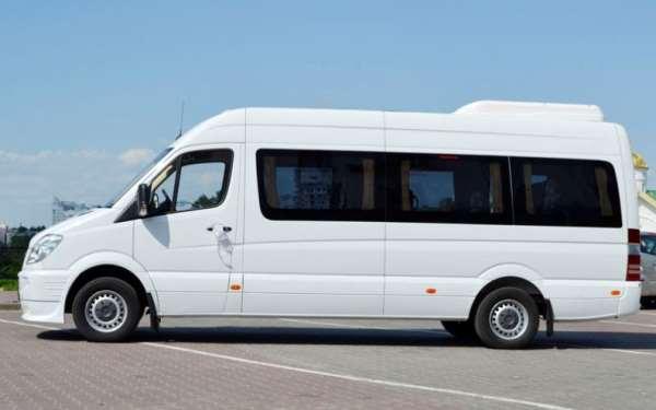 Главные преимущества аренды микроавтобуса