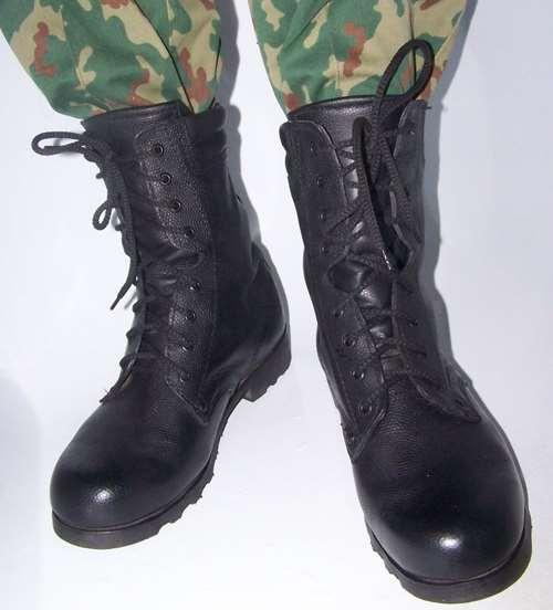 Военные берцы – главные отличия от других видов обуви