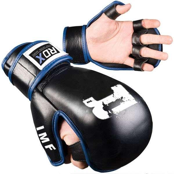 Из каких элементов состоит экипировка MMA