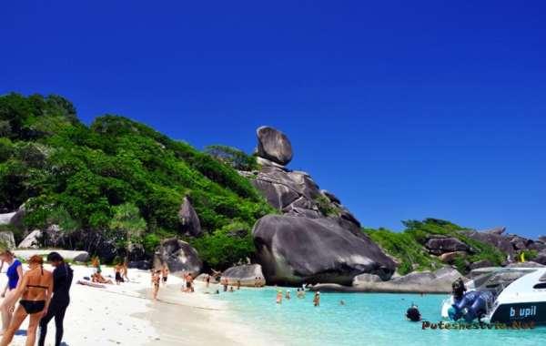 Таиланд – беззаботный отдых на райских островах