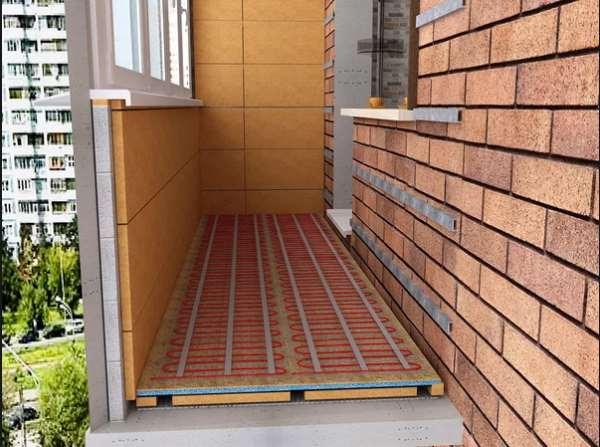 Утепление балкона – защита от негативных факторов и повышение комфорта
