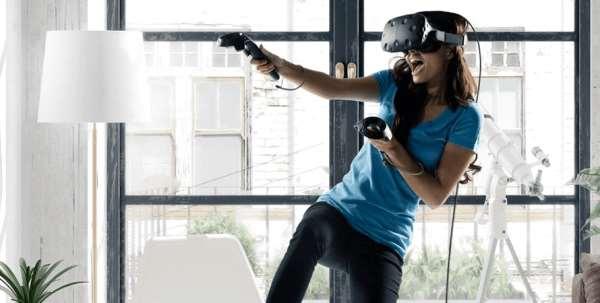 Игры в виртуальной реальности – отличный способ весело провести время