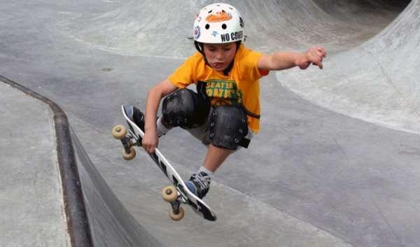 Выбираем хороший скейтборд для ребенка