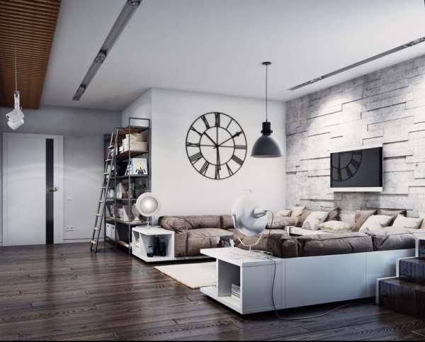 Что нужно учитывать, оформляя интерьер квартиры в стиле «лофт»