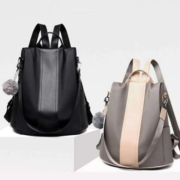 Женский рюкзак – хорошая вместительность и дополнение вашего образа