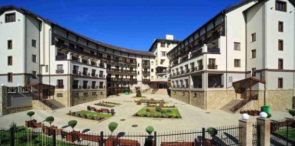 «Шале Грааль» - лучший курортный комплекс в Трускавце