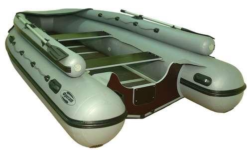 ПВХ-лодки – невероятная прочность и незначительный вес