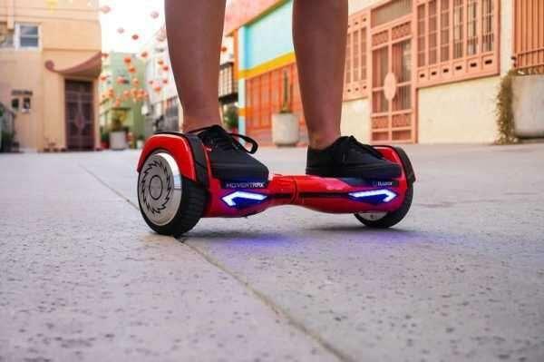 Гироскутер – отличный транспорт для жителей мегаполиса
