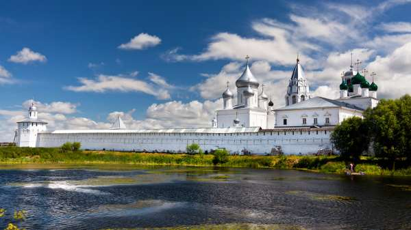 Переславль-Залесский – великолепный пляжный отдых и живописные виды