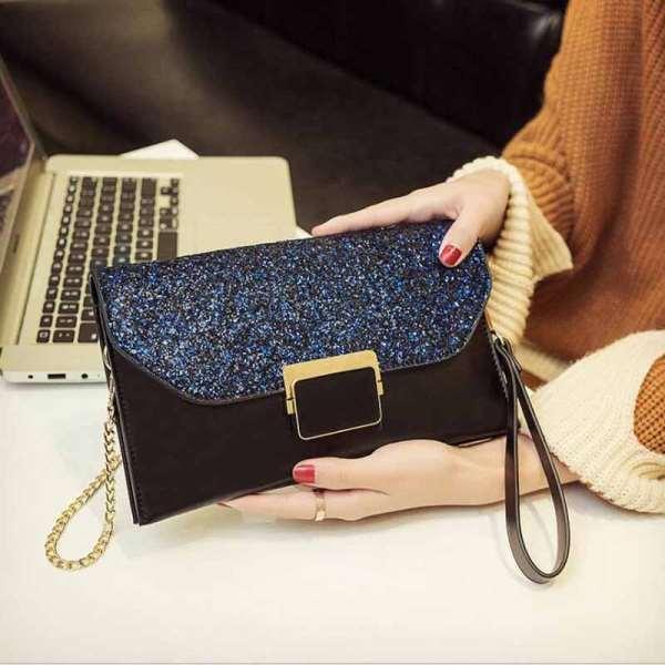 Как отличить клатч от женской сумочки?