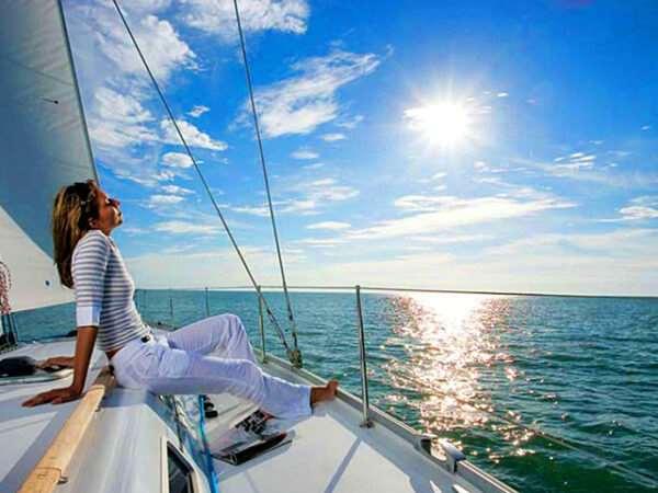 Полезные советы по организации яхт-тура в Греции