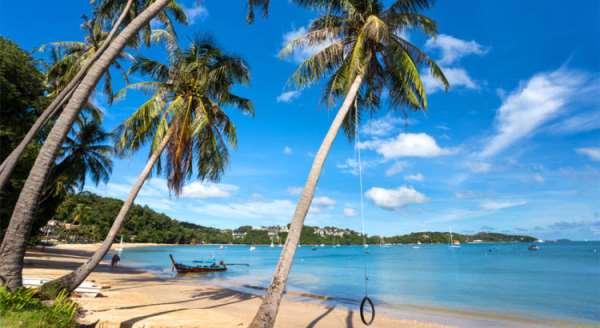 «Меридиан Тревел» - лучшие новогодние туры в Таиланд