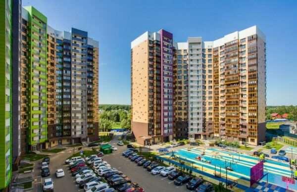 «Сколковский» - лучший жилой комплекс в городе Одинцово