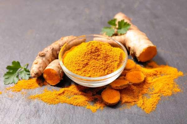 Куркумин как натуральный антиоксидант