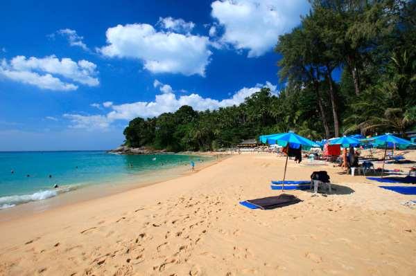 Пхукет – настоящий рай для любителей пляжного отдыха