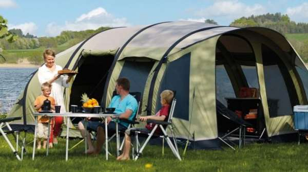 Палатки и их типы