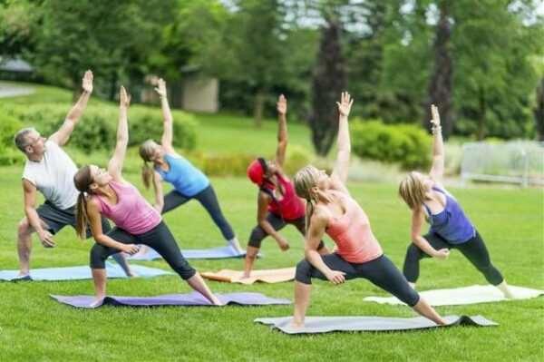 Базовая программа тренировок в рамках фитнес-туров