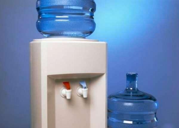 Разновидности кулеров для воды настольных и чем они отличаются