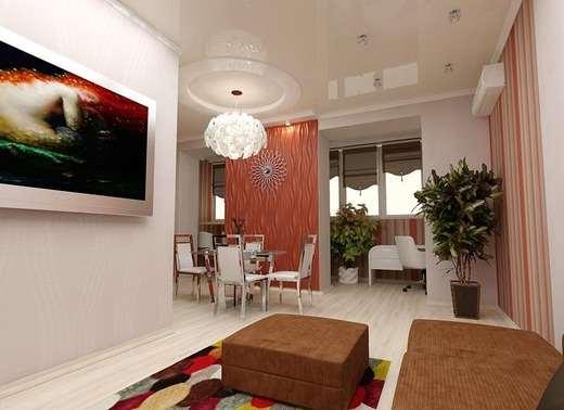 Популярные в 21 веке дизайны интерьера квартиры