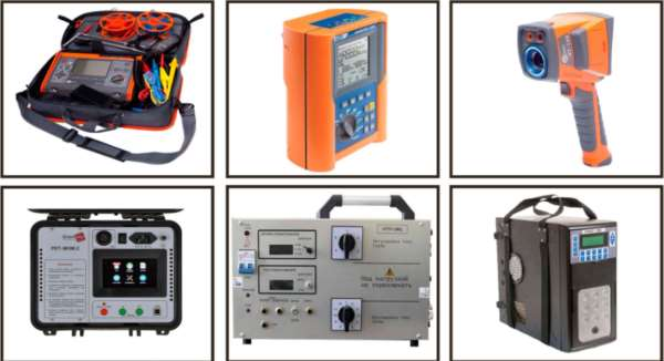 «НМА» – услуги современной электролаборатории