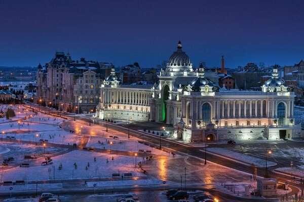 Недорогое проживание в Казани на время посещения города