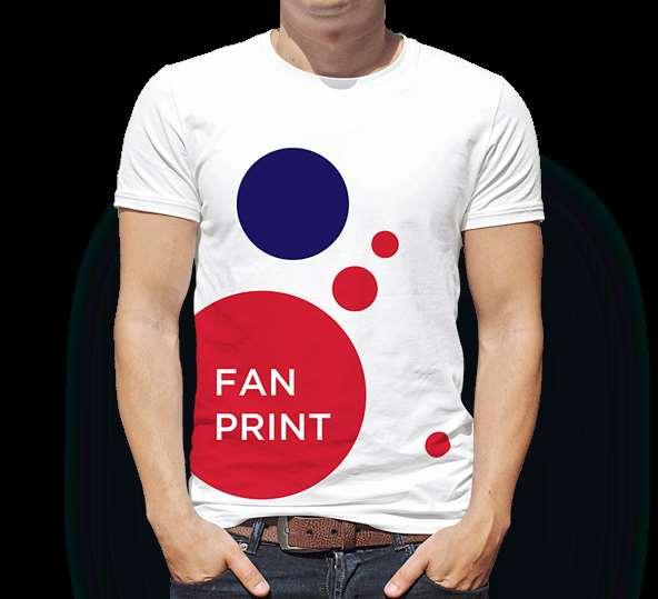 Насколько востребована и актуальна услуга печати на одежде