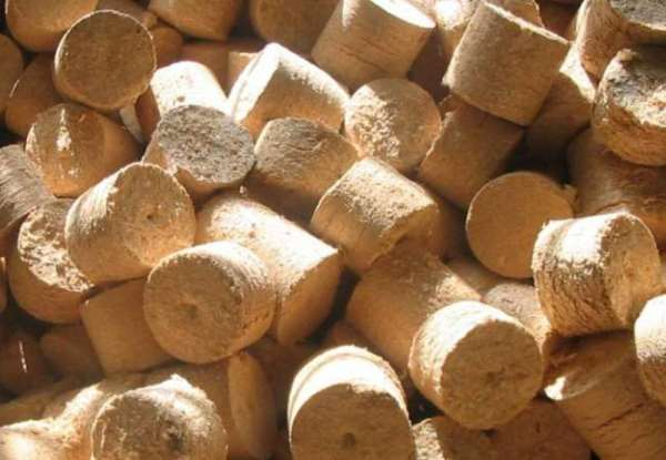 Древесные брикеты – превосходная альтернатива дровам и углю