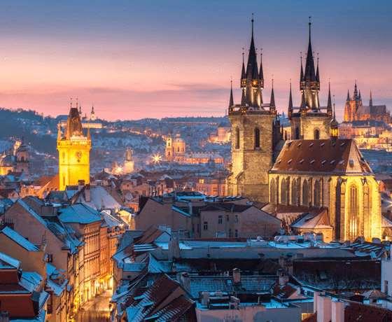 Туры в Чехию из Одессы по доступной стоимости