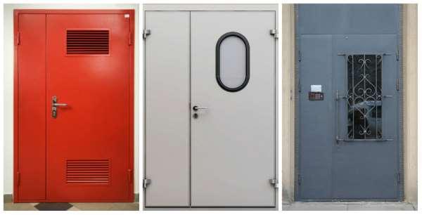«First Group» - надежные входные и технические двери от производителя