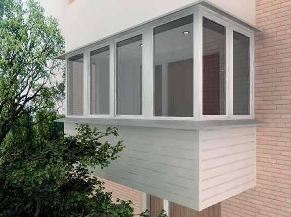 Остекление балконов и лоджий: составляем техническое задание