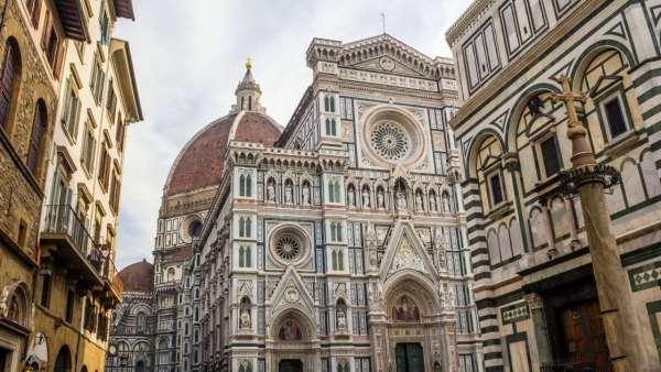 Достопримечательности Флоренции, Италия